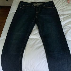 Banana Republic Jeans.